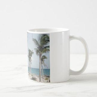 Cancun Palms Coffee Mug