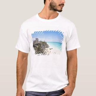 Cancun, Quintana Roo, Mexico - Ruins on a hill T-Shirt