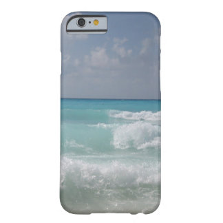 Cancun Waves Phone 4 Case Barely There iPhone 6 Case