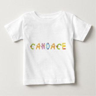 Candace Baby T-Shirt