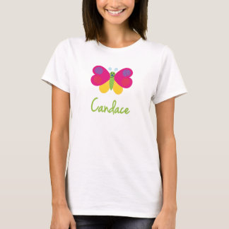 Candace The Butterfly T-Shirt