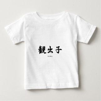 Candace translated into Japanese kanji symbols. T-shirt