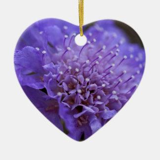 Candid Ceramic Heart Decoration