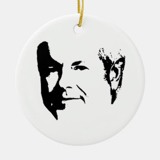 CANDIDATE GINGRICH CHRISTMAS TREE ORNAMENT