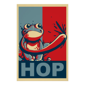 Candidate Hop Poster