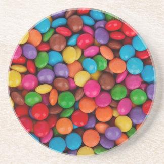 Candies Beverage Coasters