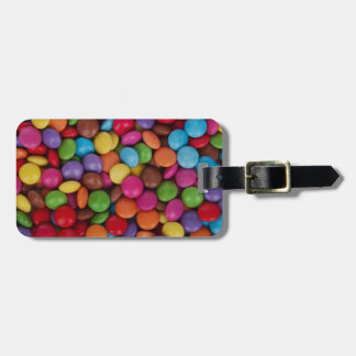 Candies Luggage Tag