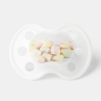 Candies marshmallows dummy