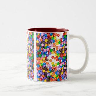 Candies Two-Tone Coffee Mug