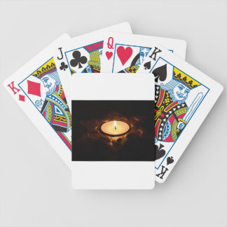 Candle Bicycle Playing Cards