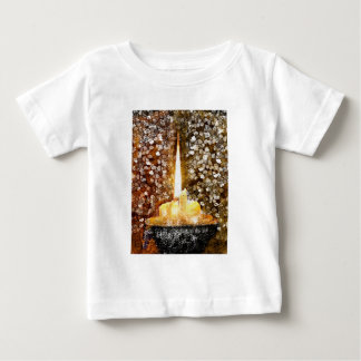 Candle Flame Baby T-Shirt