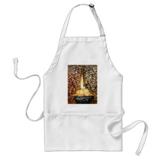 Candle Flame Standard Apron