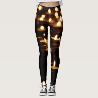 Candle light leggings