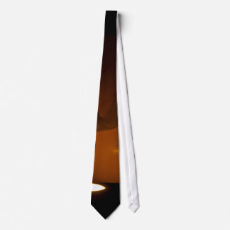 Candle lights tie