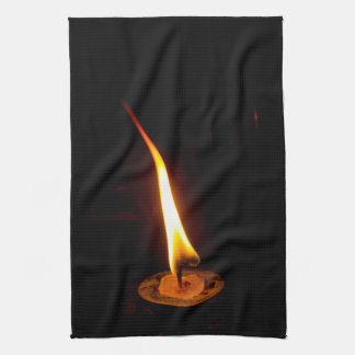 Candle Lit Hand Towel