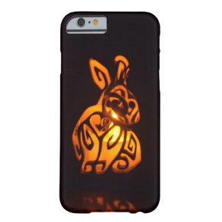 Candle Lit Rabbit iPhone case