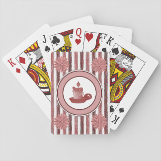 Candle Playing Card Deck
