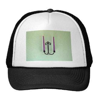 Candle sticks cap