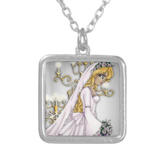 Candlelight Bride Necklace 3