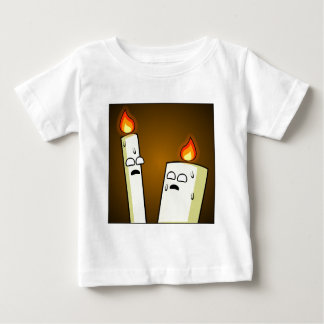 Candles Baby T-Shirt