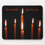 Candles by tdgallery - mousepad