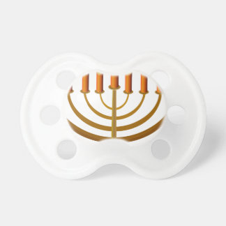 candles candleholder candlestick hanukkah jewish baby pacifiers