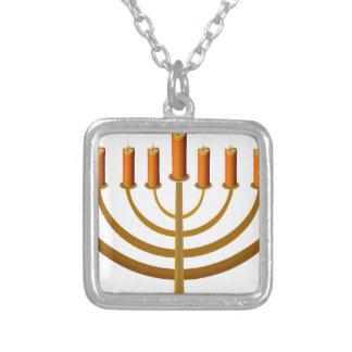 candles candleholder candlestick hanukkah jewish custom jewelry