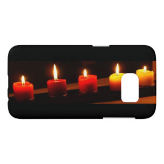 Candles Design Phone Case
