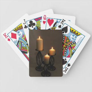 Candles Poker Deck