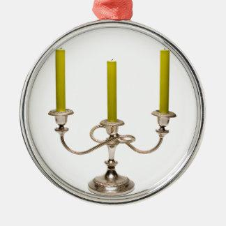 Candlestick Christmas Ornament