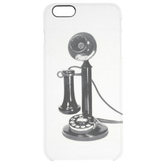 Candlestick iPhone 6/6S Plus Clear Case