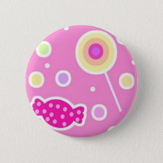 Candy! 6 Cm Round Badge