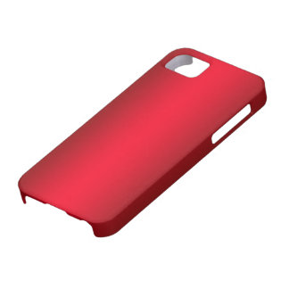 Candy Apple Red iPhone 5 Case Mate Case