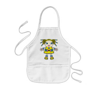 candy baby apron