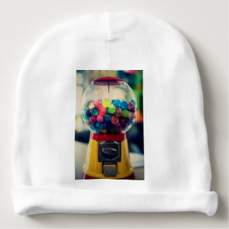 Candy bubblegum toy machine retro baby beanie