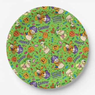 Candy! Candy! Candy! 9 Inch Paper Plate