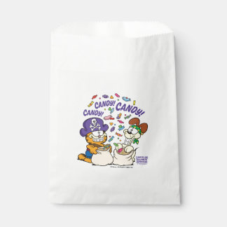 Candy! Candy! Candy! Favour Bags