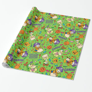Candy! Candy! Candy! Wrapping Paper