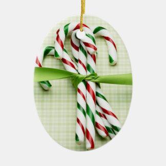 Candy Cane Bundle Christmas Ornament