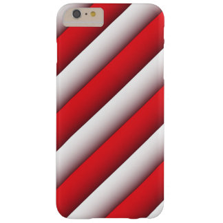 Candy Cane Case Barely There iPhone 6 Plus Case