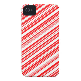 Candy Cane Christmas For Brian Case-Mate iPhone 4 Case