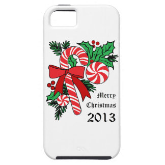 Candy Cane Christmas iPhone 5 Case
