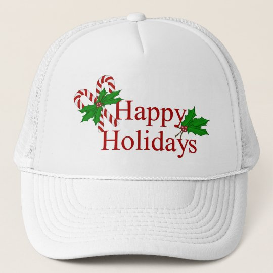 Candy Cane Collection Cap