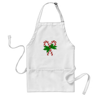Candy Cane Collection Standard Apron