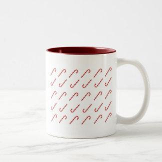 """""""Candy Cane Dance"""" mug"""