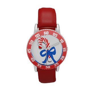 Candy Cane Watches