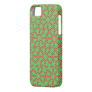 Candy Cane Flower Pattern Barely There iPhone 5 Case