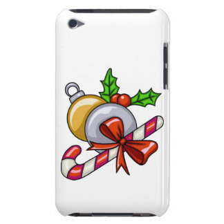 Candy Cane Fun Barely There iPod Case