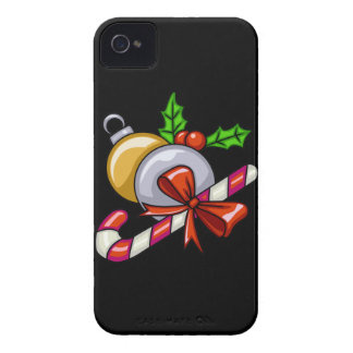 Candy Cane Fun Case-Mate iPhone 4 Cases