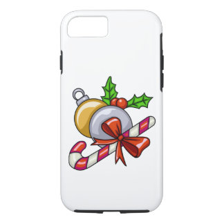 Candy Cane Fun iPhone 7 Case